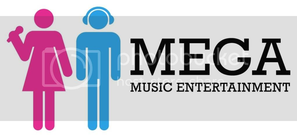 MEGA Music Entertainment - Logo