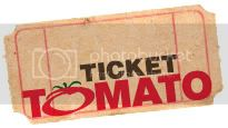 Ticket Tomato - Logo, Ticket Tomato - Logo